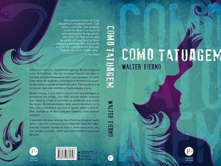 """Capa de """"Como Tatuagem"""""""