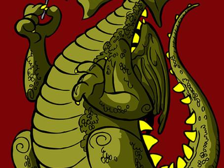 Um dragão
