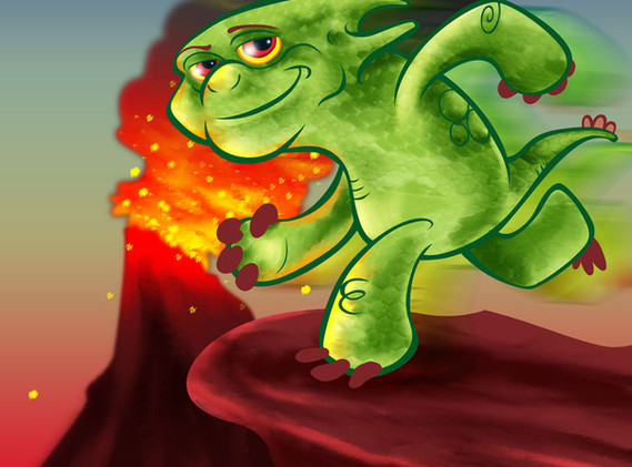 Dinoflash