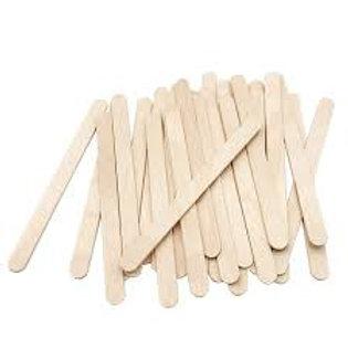 Medium Waxing Sticks 100ct