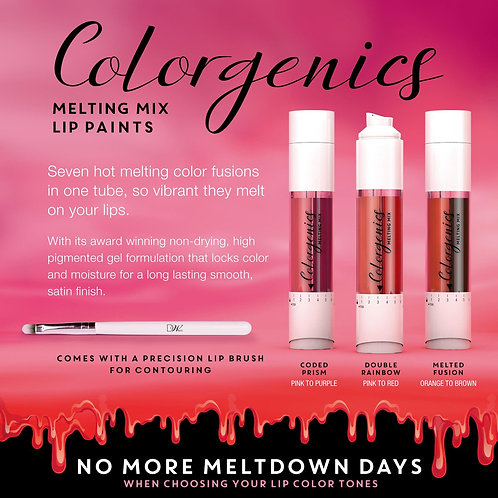 Lip Paint-Melting Mix