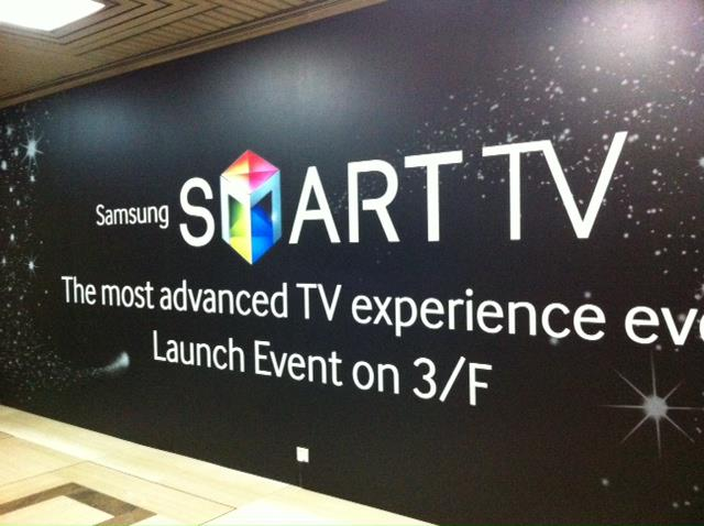 Sumsang Smart TV Launch