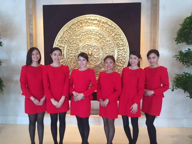 HSBC Express Unveiling Ceremony
