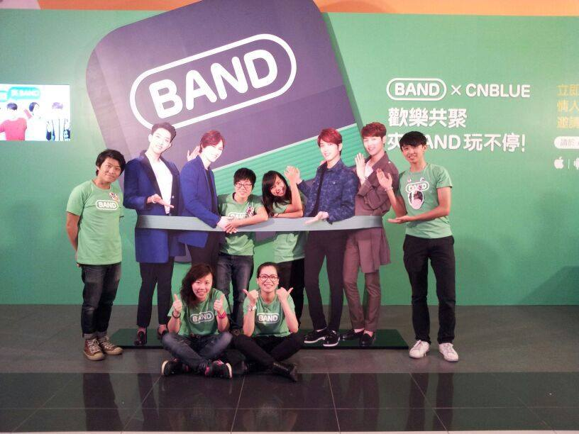BAND X CNBLUE