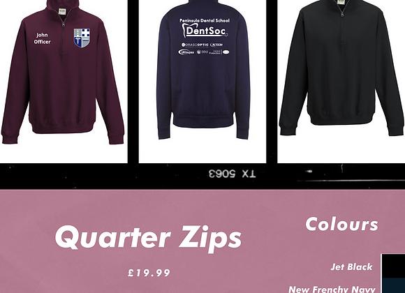 DentSoc Quarter Zip