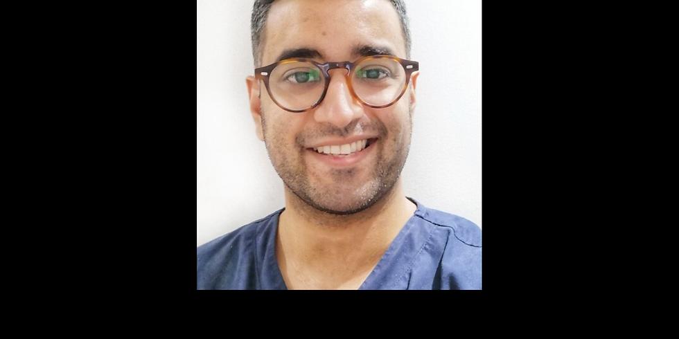 "Dr Dipesh Kothari - ""The Essentials of Implant Dentistry"""