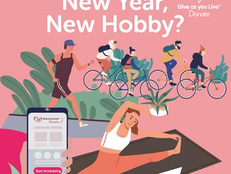 New Year, New Hobby ?
