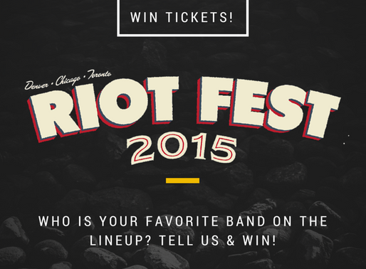 Don't Miss These Acts at Riot Fest Denver 2015