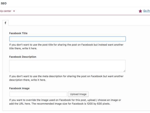 Facebook's Metadata Change: How to Get Around It