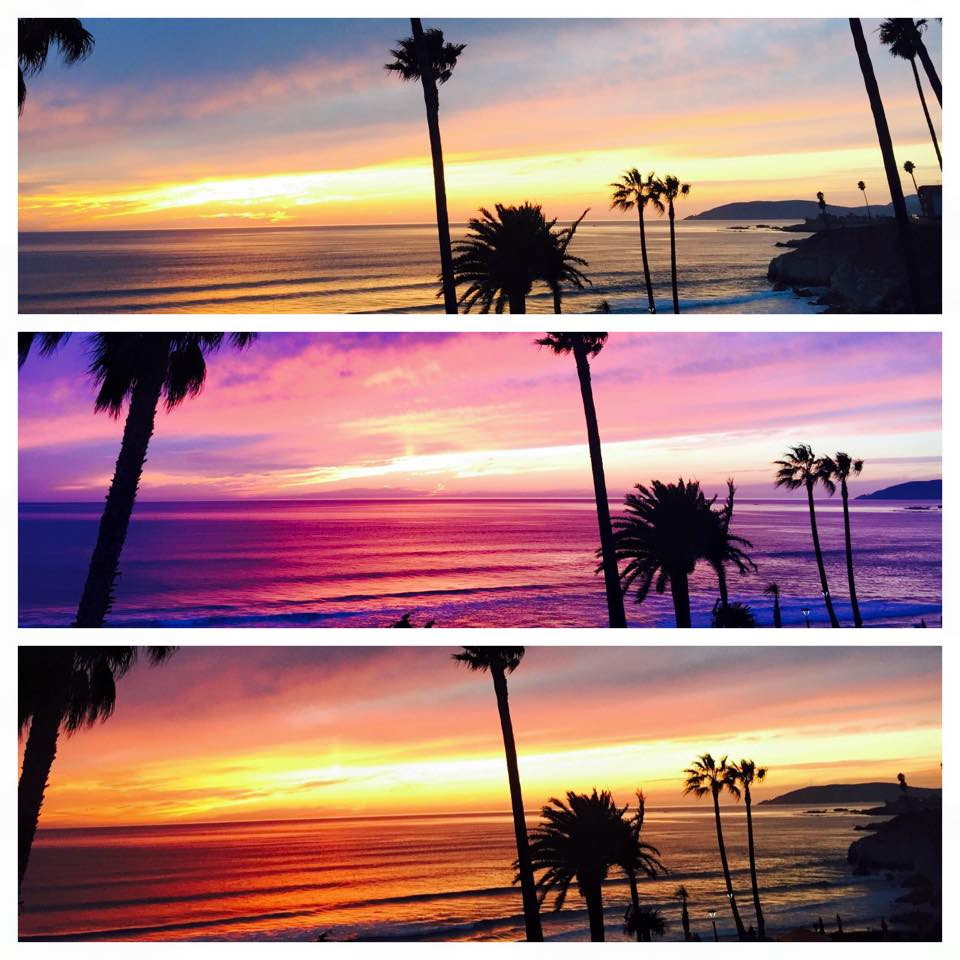 Pismo Beach Sunsets