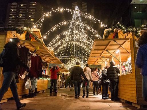 Holiday Sparkle: December in Denver