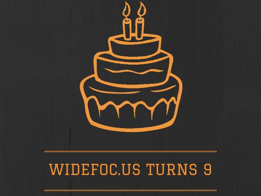 WideFoc.us Corp: Nine Years of Social Media