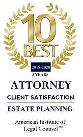 2018-2020 10 BEST Estate Planning.jpg