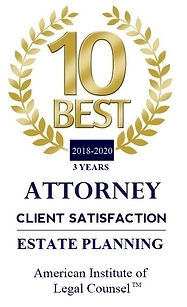 2018-2020 10 BEST Estate Planning.jpg
