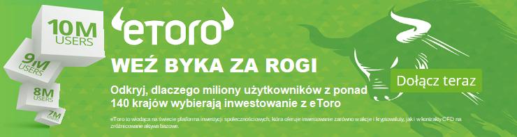 eToro - Invest in Top Cryptocurrencies Today