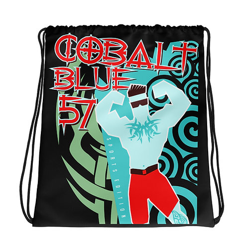 Sports Edition / Drawstring Bag / Tattoo Punk