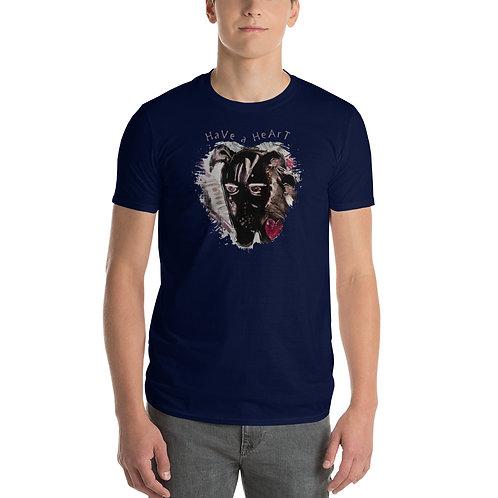 Raw Vegan / Unisex / Short-Sleeve T-Shirt