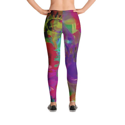 "Leggings  ""Fusion"" from my Art wear original collection."
