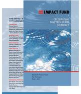 Impact Fund Event Program
