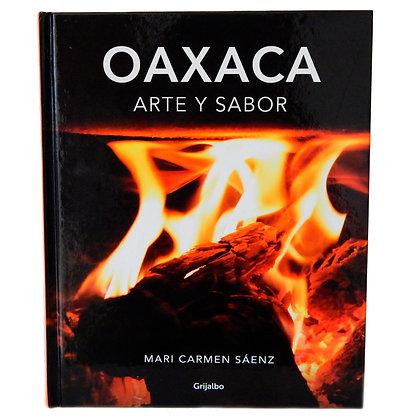 """Libro """"Oaxaca Arte y Sabor"""""""