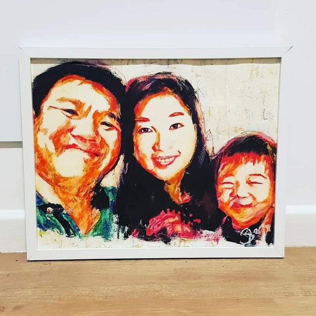 The Yeungs