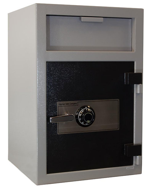 Cash Vault Top/Front CLock, 30""