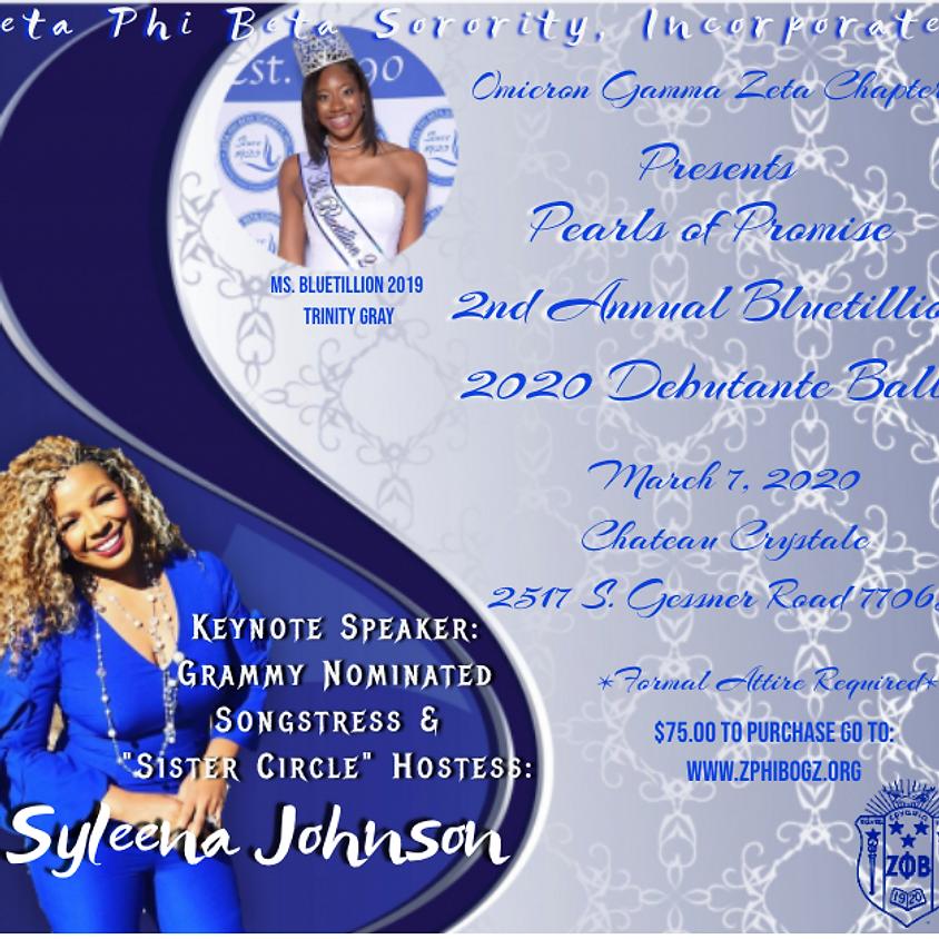 Pearls of Promise - Ms. Bluetillion Debutante Ball