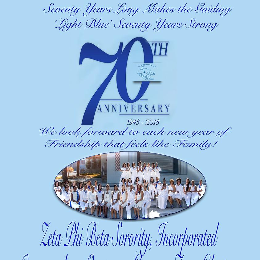 Amicae 70th Anniversary