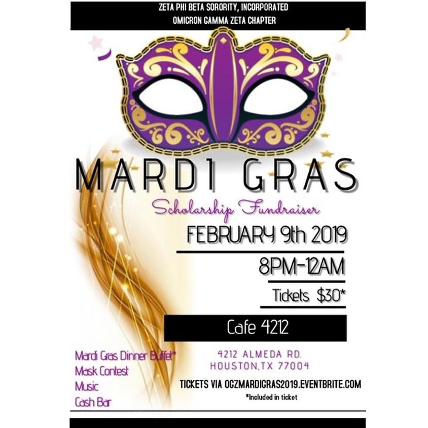 Mardi Gras Scholarship Fundraiser