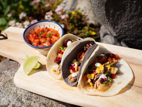 Taco van Texels lam | Oaxacan |