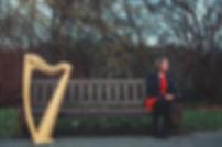 Katie Mackenzie, Harpist and singer