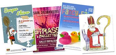 Association des parents de l'école de tangissart Court Saint Etienne