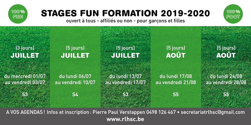 Stages_été_2020_RLHSC_Football_La_Hulp