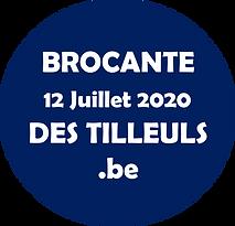 Brocante des tilleuls 12 Juillet 2020.pn