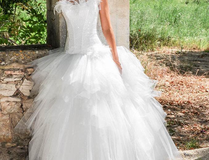 Les Mariées de Provence - Robe PAPILLOTTE