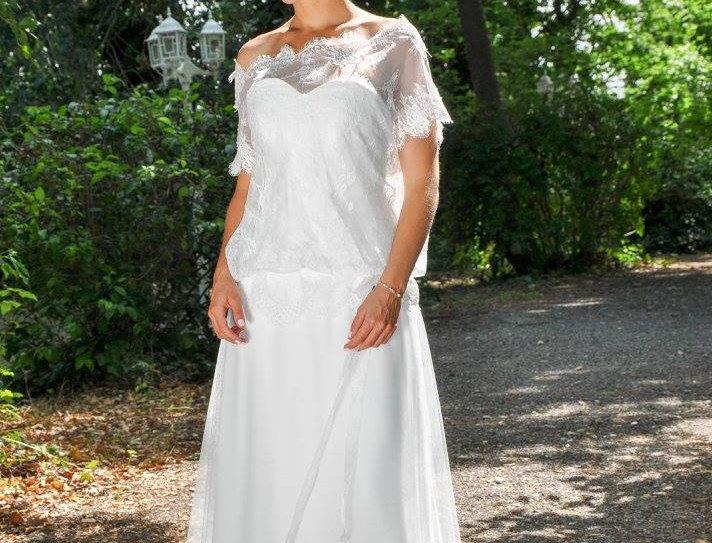 Les Mariées de Provence - Robe DELICE