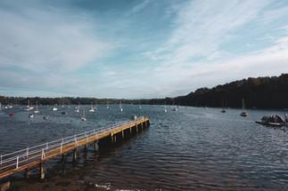 Pier in Devon