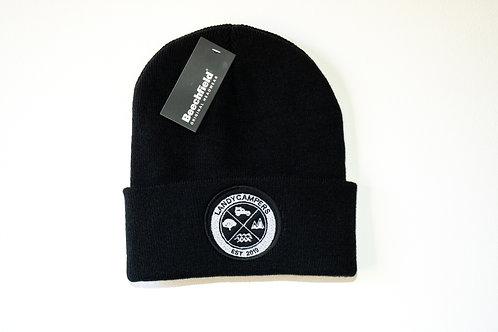 Embroidered LandyCampers Beanie - Black