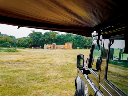 Three Sites, Three Nights - Camping Tips for the South East