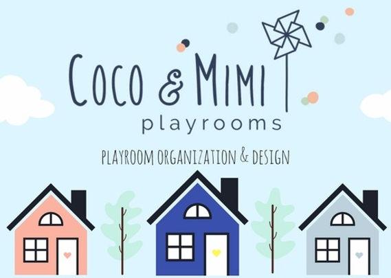Playroom and organization