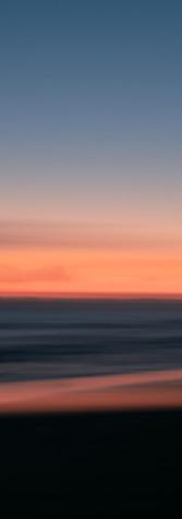 A seascape color show