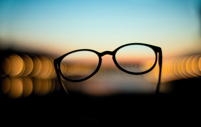 Who said glasses aren't cool?