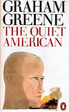 The Quiet American, top cold war thrillers