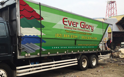 Vehicle Wrap Manila