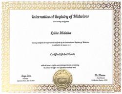 International Registry of Midwives