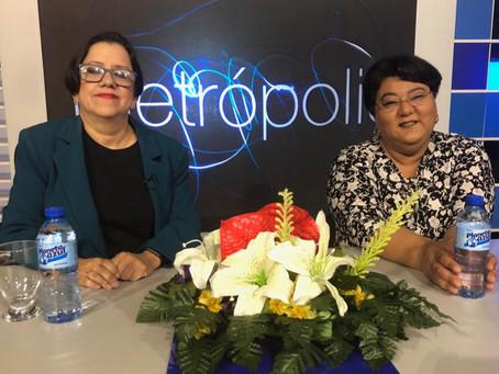 [VIDEO] Programa Metrópolis, con Taiana Mora