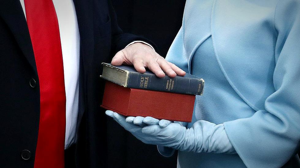 So Help Me God | Inauguration 2017