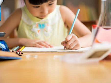 【親子教育】4種方法幫助孩子應對壓力
