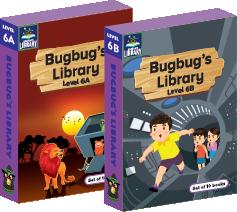 Bugbug's Library - 1個年級 2套20本