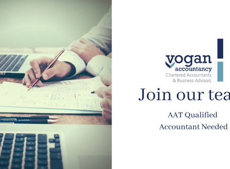 An exciting opportunity for AAT qualified Accountant
